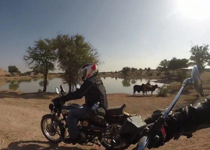 rajasthan winter motorcycling holidays india